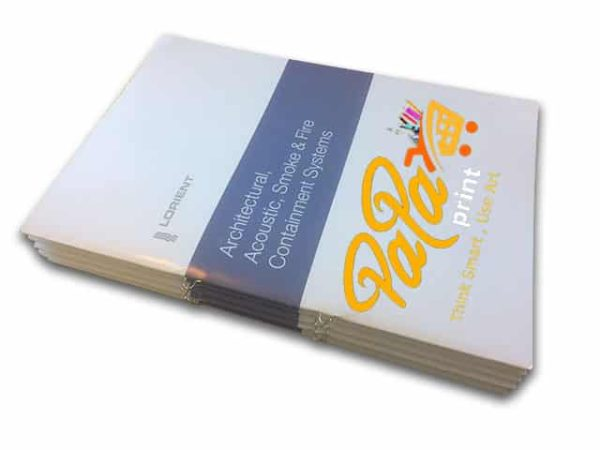 Loop Stitched Brochures
