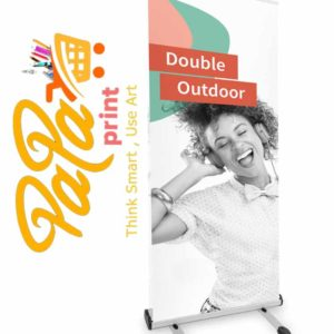 Double Roller Banner